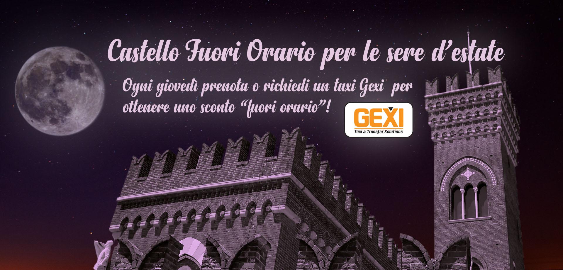 Castello de Albertis - Partnership Gexi taxi